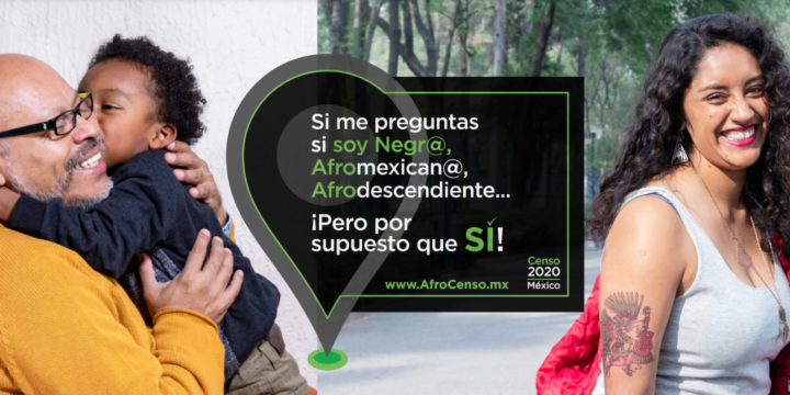 Race and Equality joins Mexico's #AfroCensoMX Census campaign