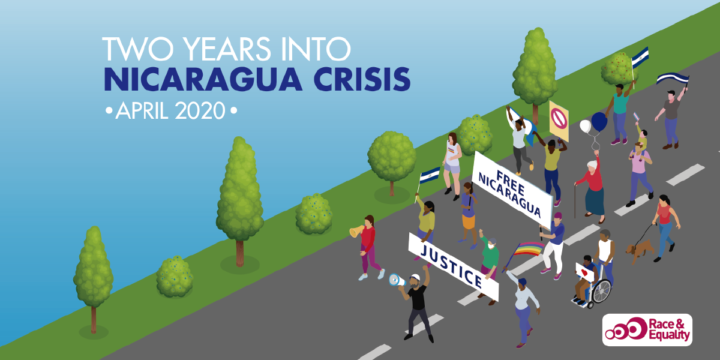 Two Years of Crisis in Nicaragua: Impunity and Persistence of Human Rights Violations in a Country Now Confronting COVID-19