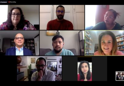 Race and Equality organized a webinar with activists to discuss the role of the IACHR in the crisis generated by COVID-19 with the Special Rapporteur for LGBTI Rights of the IACHR
