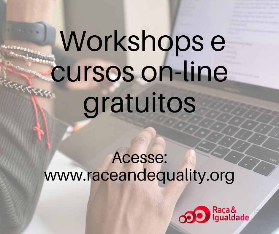 Workshops e Cursos Online Gratuitos
