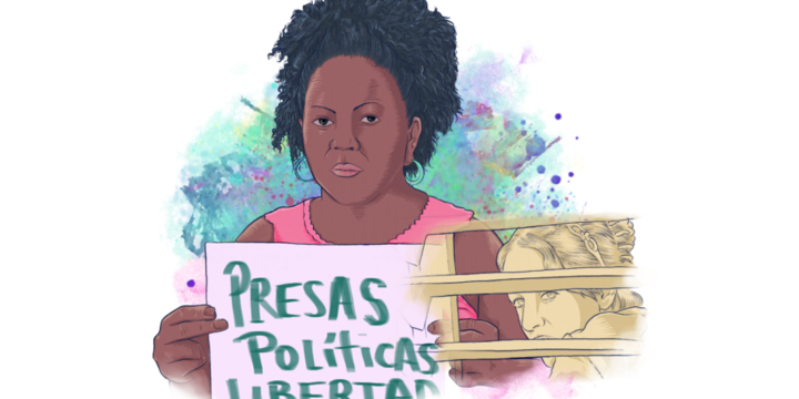 """""""In Santiago, I spent 100 days in an isolation cell"""": The story of Lisandra Rivera, victim of State repression in Cuba"""