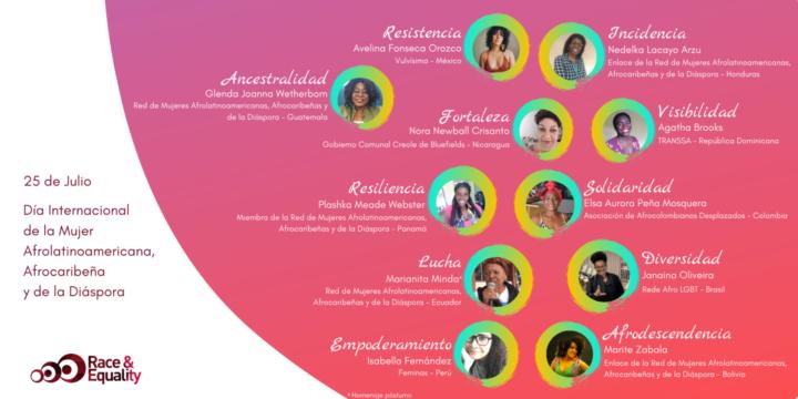 Un mensaje de unión y fortaleza en el Día Internacional de la Mujer Afrolatinoamericana, Afrocaribeña y de la Diáspora