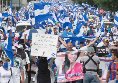 Nicaragua: Attacks and reprisals escalate during September