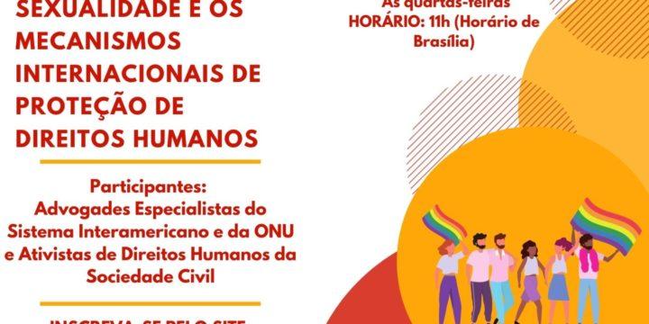 Raça e Igualdade promove curso on-line gratuito: Raça, Gênero, Sexualidade e os Mecanismos Internacionais de Proteção de Direitos Humanos