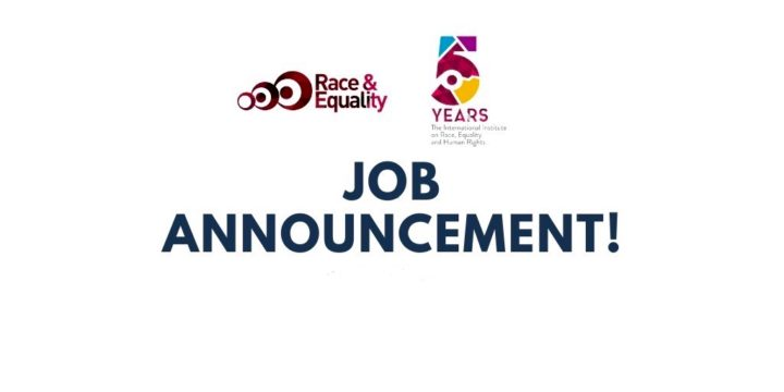 JOB ANNOUNCEMENT: Latin America Race and Ethnicity Program Officer