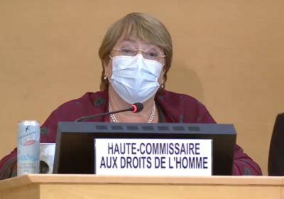Alta Comisionada Michelle Bachelet exhorta al Gobierno de Nicaragua a liberar a 94 presas y presos políticos