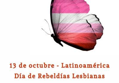 Rebeldías Lésbicas: encuentro de voces lesbianas de Brasil y Colombia