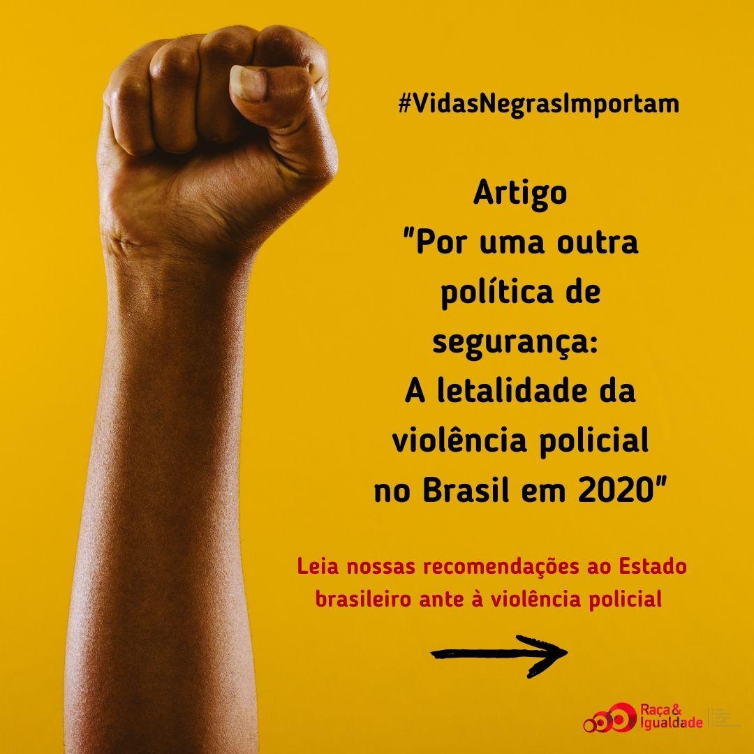 Violência Policial no Brasil em 2020