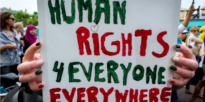 Human Rights Day: Continuing on the path towards human rights for all