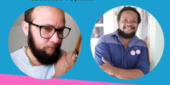 Mês da Visibilidade Trans: uma conversa sobre transmaculinidades com Kaio Lemos e Leonardo Peçanha
