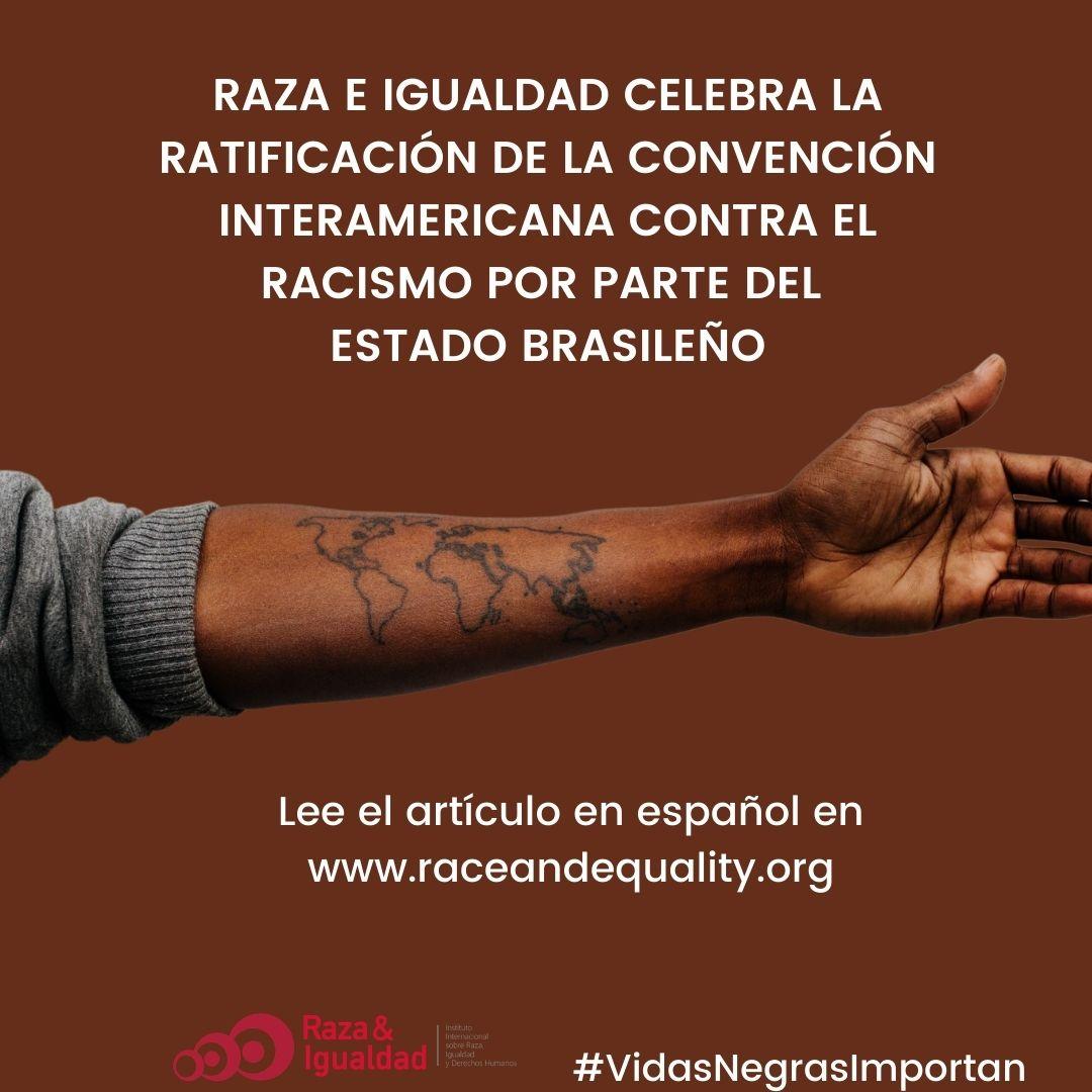 Convención Interamericana contra el racismo