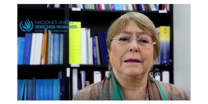 High Commissioner for Human Rights Michelle Bachelet calls on the government of Nicaragua to cooperate with international human rights mechanisms and to guarantee free, fair, and transparent elections
