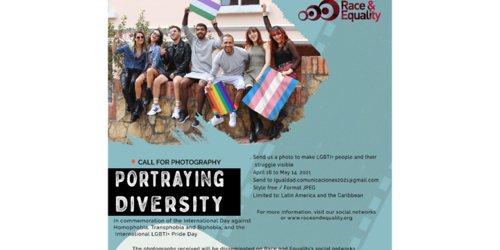 """Call for Photography: """"Portraying Diversity"""""""