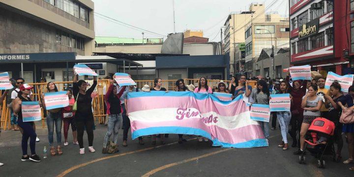 Leyla Huerta – Féminas Perú: La población trans se encuentra tan invisibilizada que el simple hecho de que existas en tu entorno ya te hace ser activista