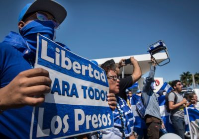 "Antonia Urrejola – President of the IACHR: ""We will continue to tirelessly promote human rights in Nicaragua. Impunity and injustice will not perpetuate themselves."""