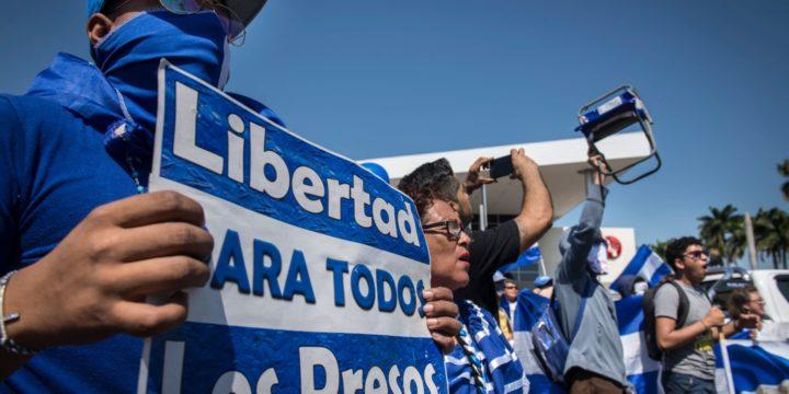 """Antonia Urrejola – Presidenta de la CIDH: """"Seguiremos siendo incansables en promover los derechos humanos en Nicaragua; la impunidad y la injusticia no lograrán perpetuarse"""""""