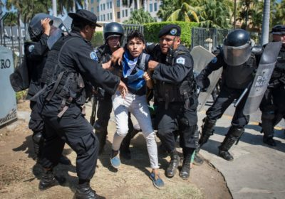 "Clément Voule – UN Special Rapporteur on the Rights to Peaceful Assembly and of Association: ""I call on the government of Nicaragua to guarantee the right to peaceful assembly during the electoral process."""