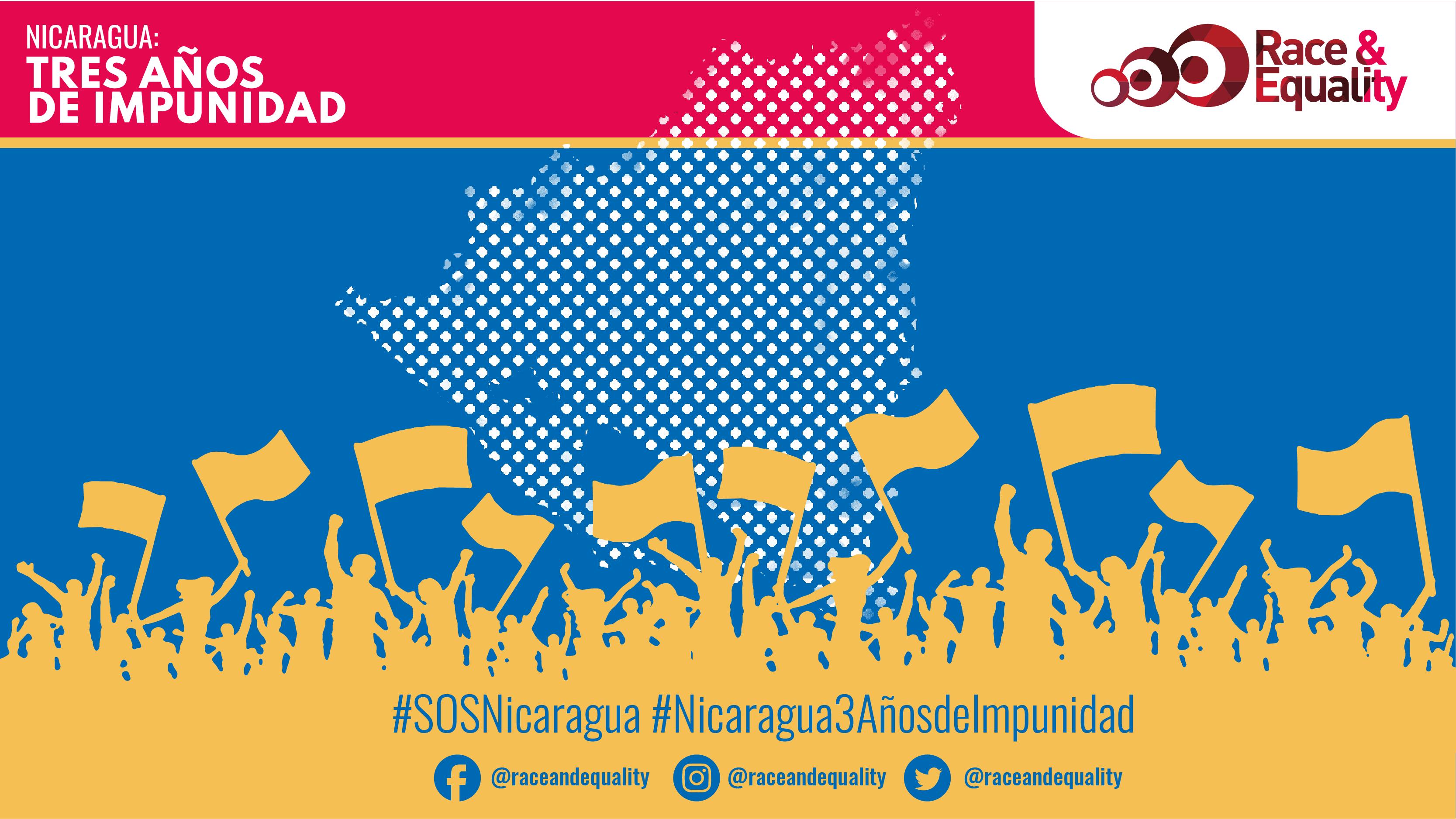 Tres años de impunidad en Nicaragua: Raza e Igualdad demanda verdad, justicia, reparación y no repetición