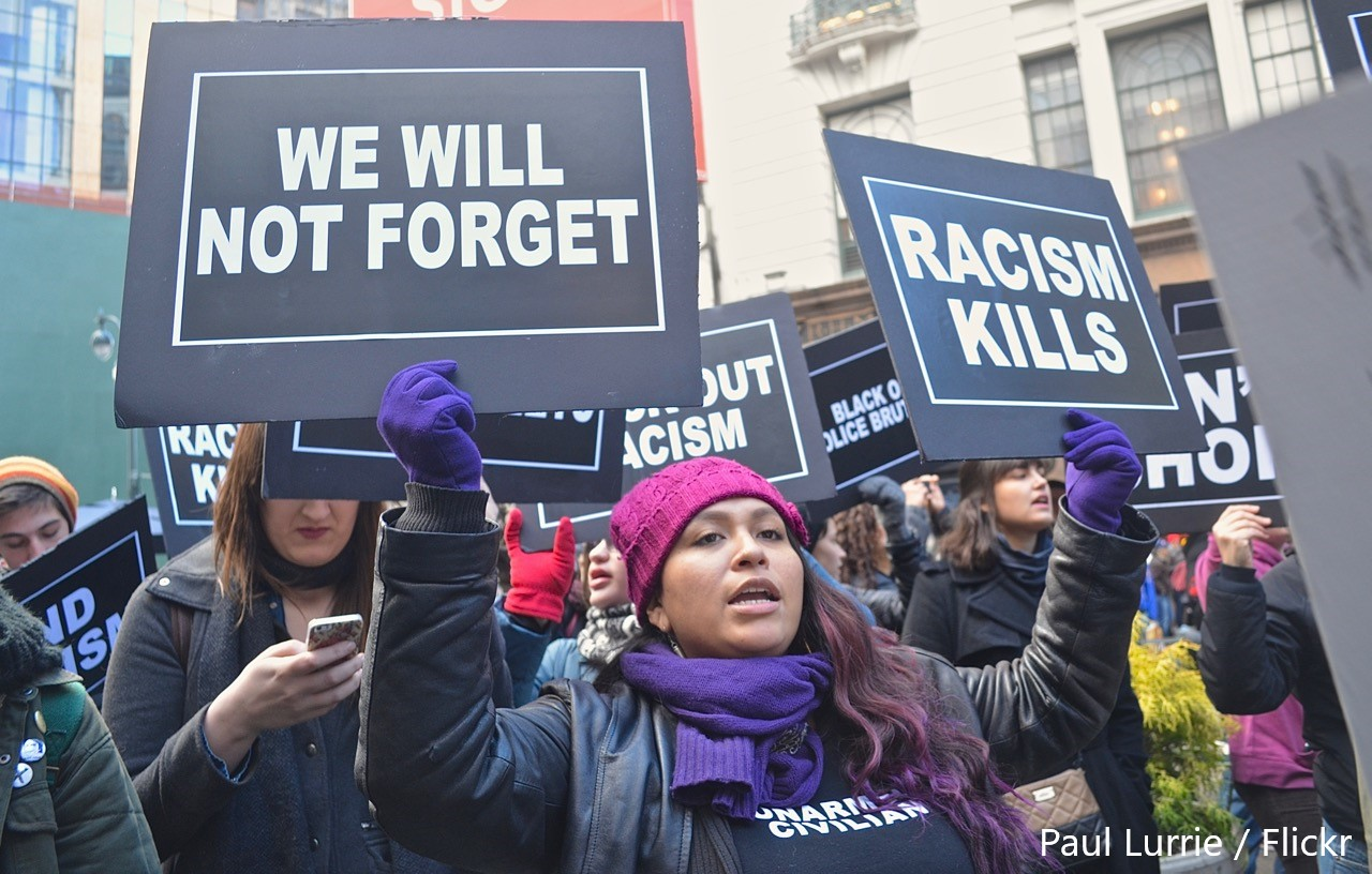 One year after the killing of George Floyd, Race and Equality calls for strengthening human rights mechanisms to combat systemic racism and police brutality