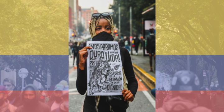 Race and Equality Calls On The Colombian Government To Cease Repression Against Citizens Peacefully Protesting And To Comply With Its International Human Rights Obligations