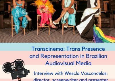 Transcinema: trans presence and representation in brazilian audiovisual media
