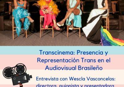 Transcinema: presencia y representación trans en el audiovisual brasileño